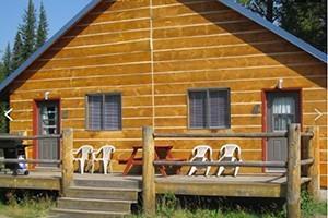 Big Moose Resort, Cabins & RV - Cooke City