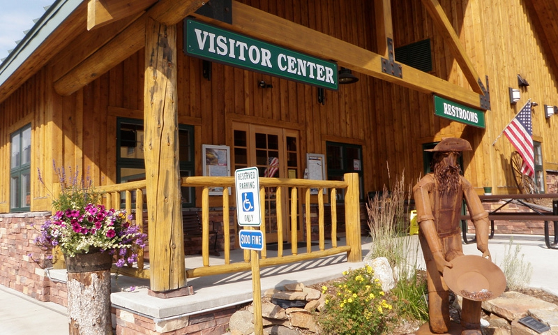 Cooke City Montana Visitor Center